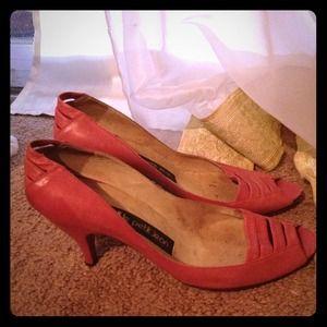 Shoes - True Vintage  Heels