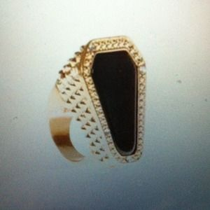 Jewelry - Authentic belle noel kim kardashian ring