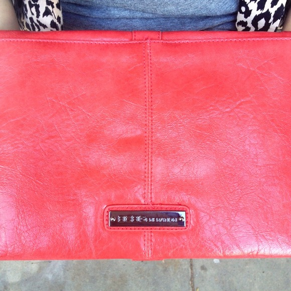 BCBGeneration Clutches & Wallets - NWOT Coral Clutch 2