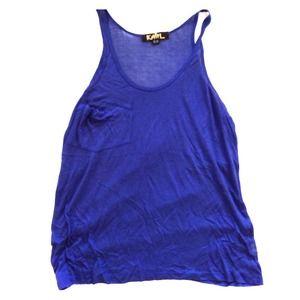 Katin Tops - Katin Blue Tank. Soft!!!