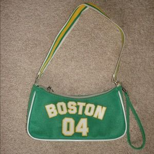Clutches & Wallets - Boston green little purse
