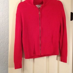 Sweaters - Red cable knit sweater!❤❤❤