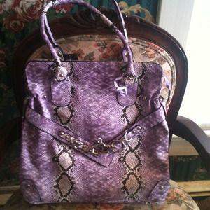 Handbags - 🎉HOST PICK🎉 Python Embossed Carry on Bag