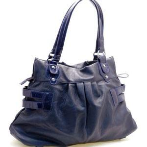 Handbags - Side Buckles Tote Bag❤