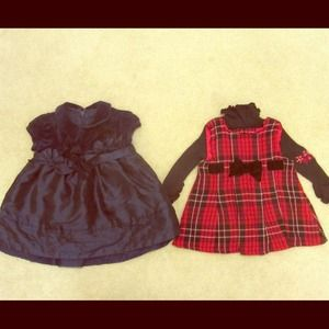 6 Beautiful Holiday Dresses!