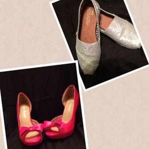 Shoes - Bundled for stacelane