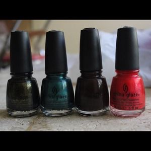 Other - China Glaze Nail Polishes!