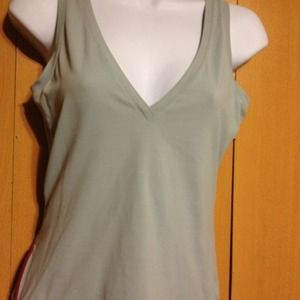 981283bb298530 Authentic PRADA TANK TOP WITH BACK POCKET ITALY
