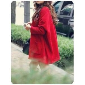 NOT AVAILNew Gorgeous Red Batwing