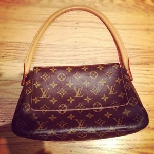 Louis Vuitton Handbags - LV Mini Looping Monogram Bag