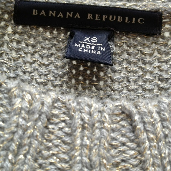 Banana Republic Sweaters - BUNDLE for @sjacobs!! :)