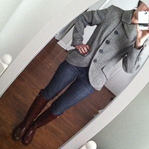 Sharagano Jackets & Blazers - BUNDLED FOR JULIA****Chevron blazer sz 8