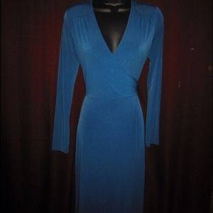 BCBG Dresses & Skirts - BCBG Blue Dress