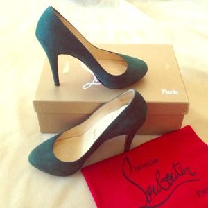"Christian Louboutin Shoes - 💕2X Host Pick💕Christian Louboutin  ""Ron Ron"""