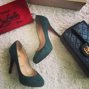 "Christian Louboutin Shoes - 💕HOST PICK💕Christian Louboutin  ""Ron Ron"""