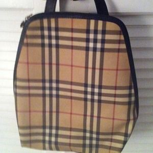 Burberry Handbags - Authentic Burberry Back Pack