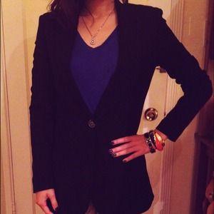 Urban Outfitters Jackets & Blazers - Black blazer