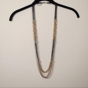 Necklace & UO bed jacket bundle for @nadroj