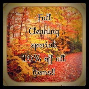 Other - Fall cleaning happening NOW! 🍂🍂🍂