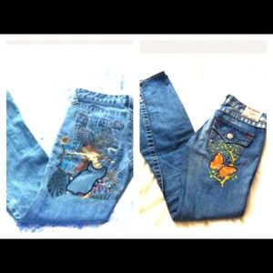 True Religion Denim - Bundle deal!! True Religion Brand Jeans SZ 26