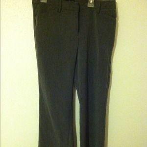 Pants - Gray Casual Pants
