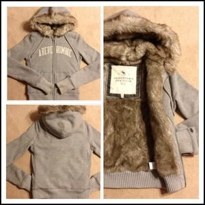 Abercrombie & Fitch Outerwear - 🚫SOLD! BUNDLE for @tbunton -ABERCROMBIE & FITCH