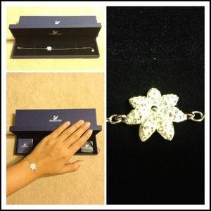 Swarovski Jewelry - 🚫RESERVED @estrbl -SWAROVSKI LIDDY BRACELET