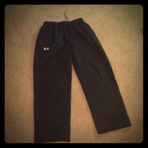 Pants - MED under armour sweats