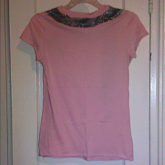 58 off a x armani exchange tops armani exchange pink t for Armani exchange t shirts wholesale