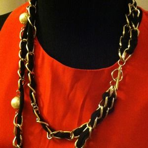 Forever 21 Accessories - Chanel inspired necklace