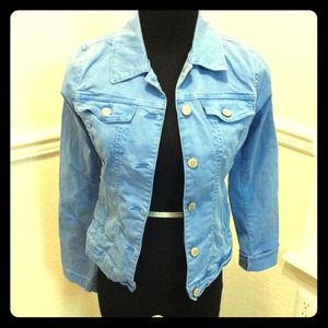 Reserved 4 @MissyElaine - Zara Denim Jacket