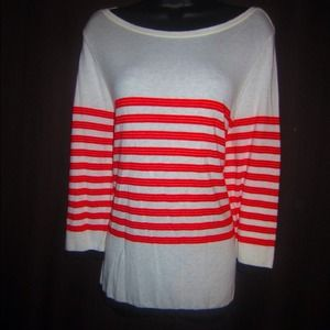 Ann Taylor Sweaters - Striped Ann Taylor sweater
