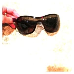 Dior Accessories - Christian Dior shield sunglasses