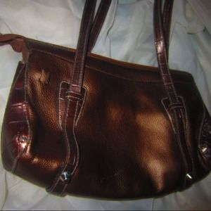 Handbags - Bronze Bag