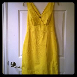 J. Crew Dresses & Skirts - SOLD IN BUNDLE!!!   J Crew yellow dress
