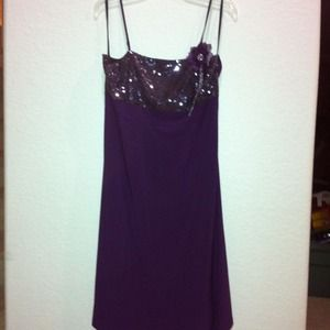 Dresses & Skirts - FLASH SALES Party Evening Dress Purple