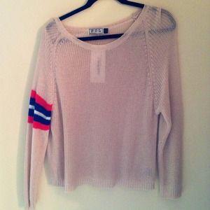Bundle for bbycakes! NWT tags sweater & Zara top