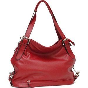 Handbags - Shoulder Bag Belt Side Handbag
