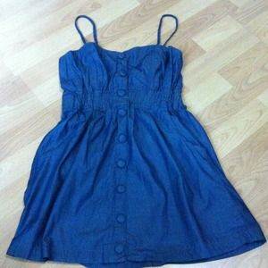 Dresses & Skirts - Denim dress