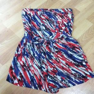 Dresses & Skirts - Tube top romper