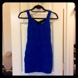 Forever 21 Dresses & Skirts - SOLD! Royal Blue Dress
