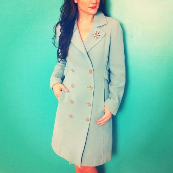 J. Crew Jackets & Blazers - Bundle for CaseyRenee: JCrew Coat + Vintage Dress 2