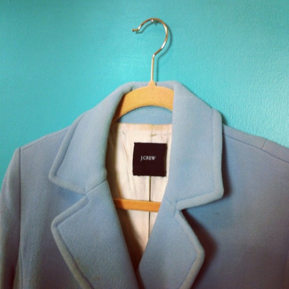 J. Crew Jackets & Blazers - Bundle for CaseyRenee: JCrew Coat + Vintage Dress 4