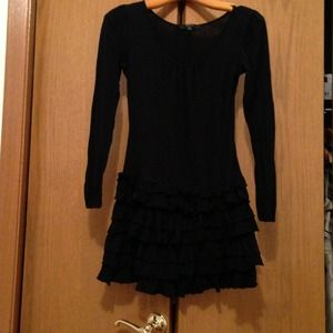 Like NEW Express black dress