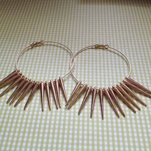 Jewelry - 🔱NEW🔱 gold spike earrings