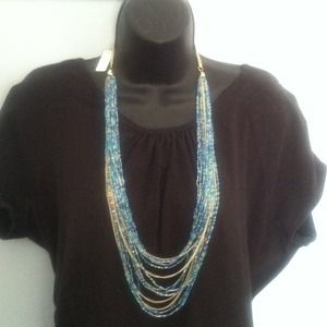 Jewelry - Long Seed Bead Necklace