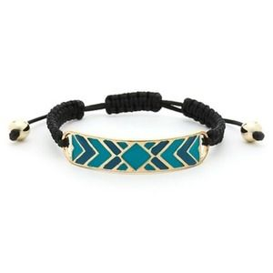 Jewelry - NWOT! Tribal Pattern Bracelet
