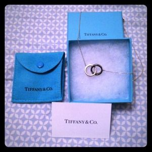 Reservd 4 @kdorman - Tiffany Circles Necklace