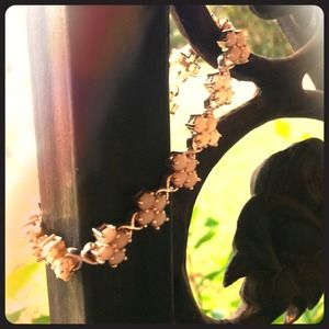 Jewelry - New Genuine Opal .925 Silver Bracelet