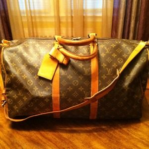 Louis Vuitton Handbags - Louis Vuitton Keepall 50